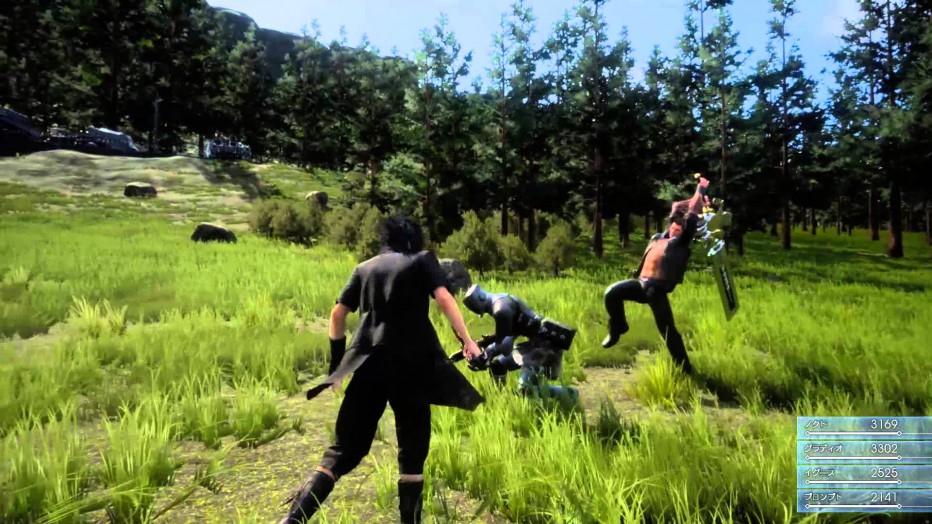 ¡Mirá estos 10 minutos de Final Fantasy XV!