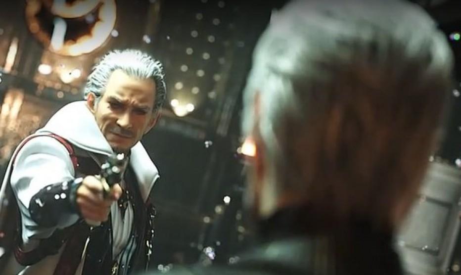Adelanto de Final Fantasy XV