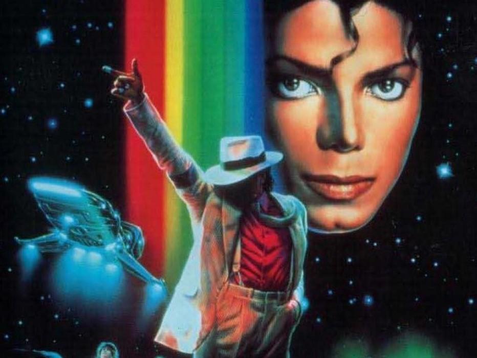 ¿Te acordás de Michael Jackson's Moonwalker?