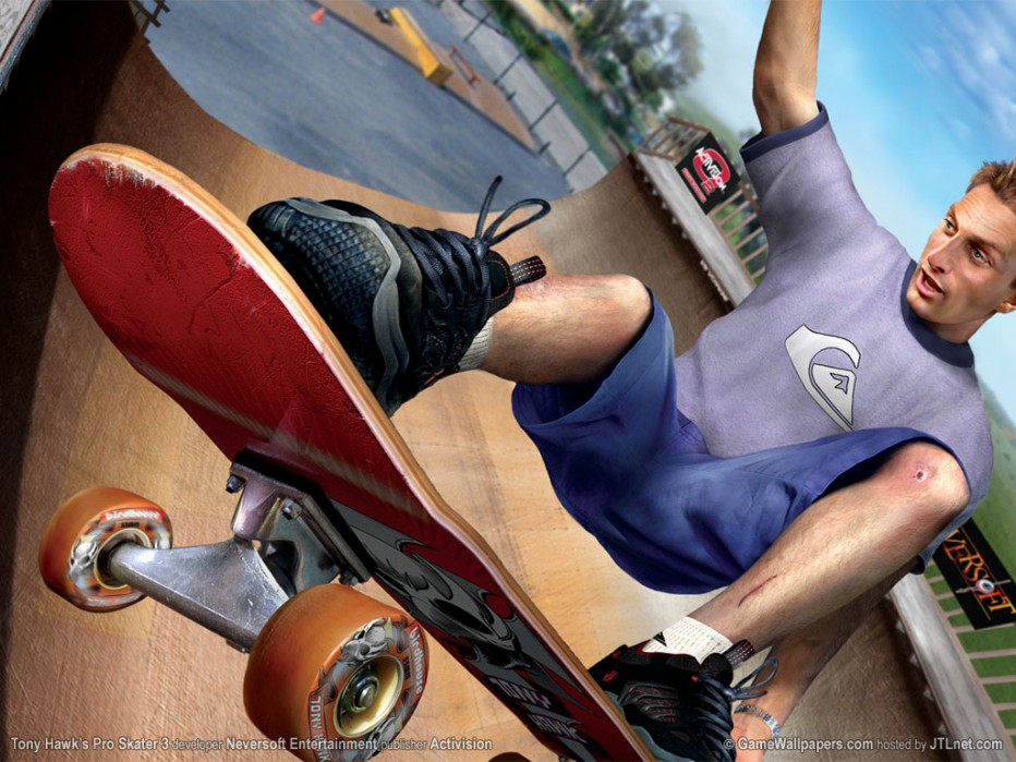 ¡Gameplay de Tony Hawk Pro Skater 5! #E3