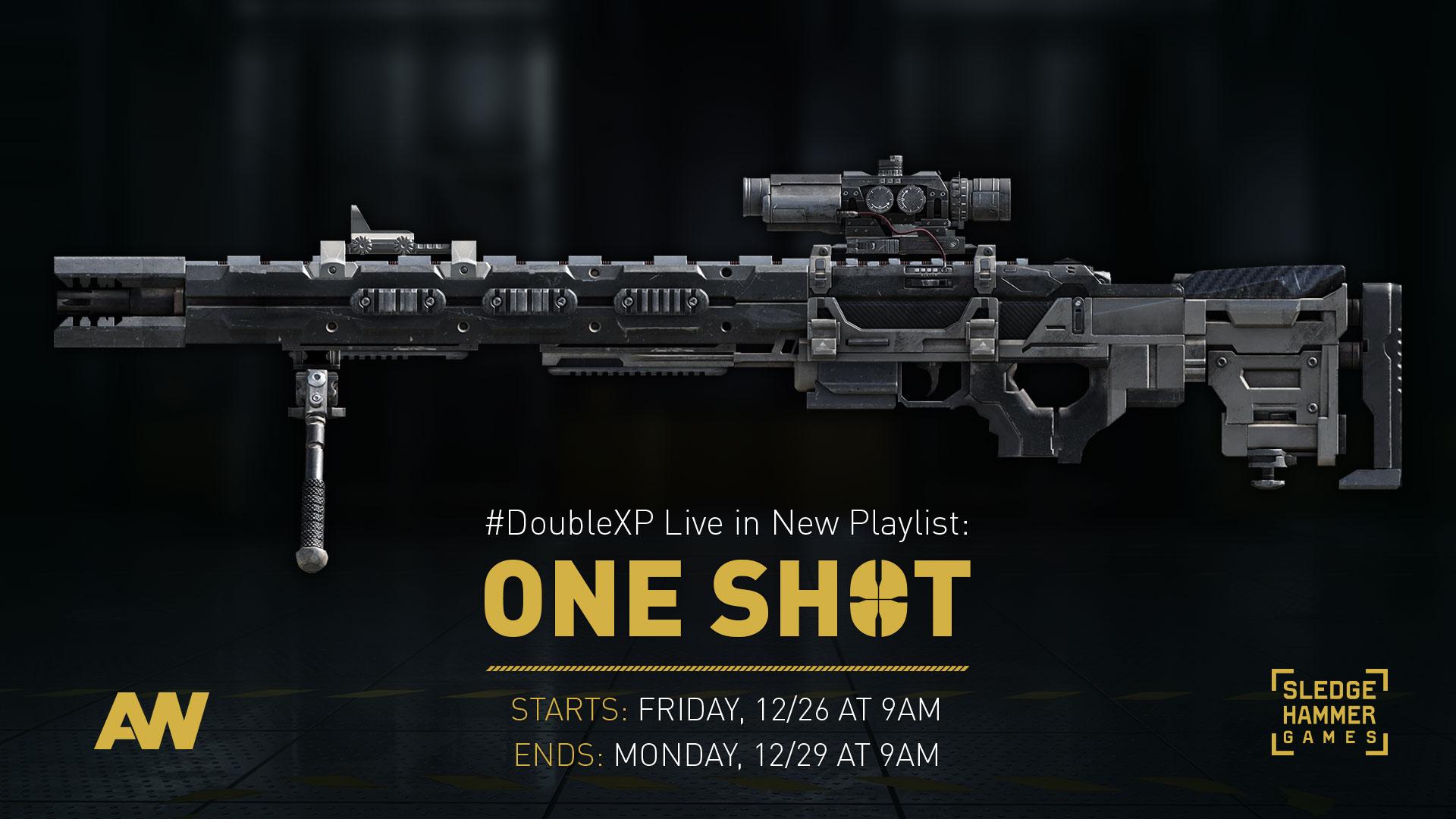 Advanced Warfare One shot