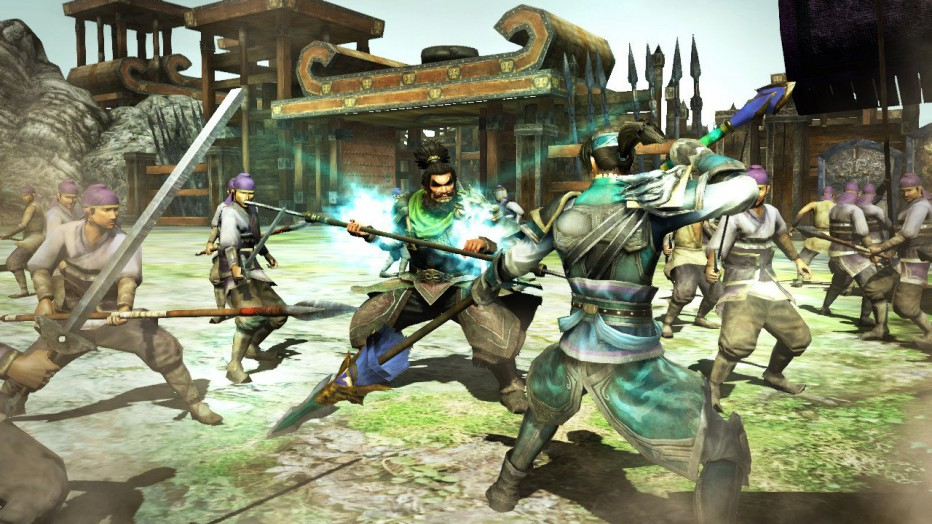 ¡20 minutos de Dynasty Warriors 8: Empires!