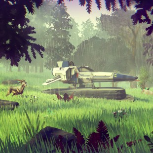 ¡Excelente Gameplay de No Man's Sky!