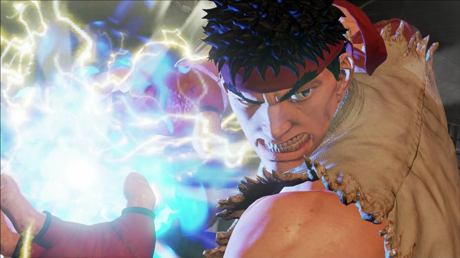 Guía de movimientos de Ryu #StreetFighterV