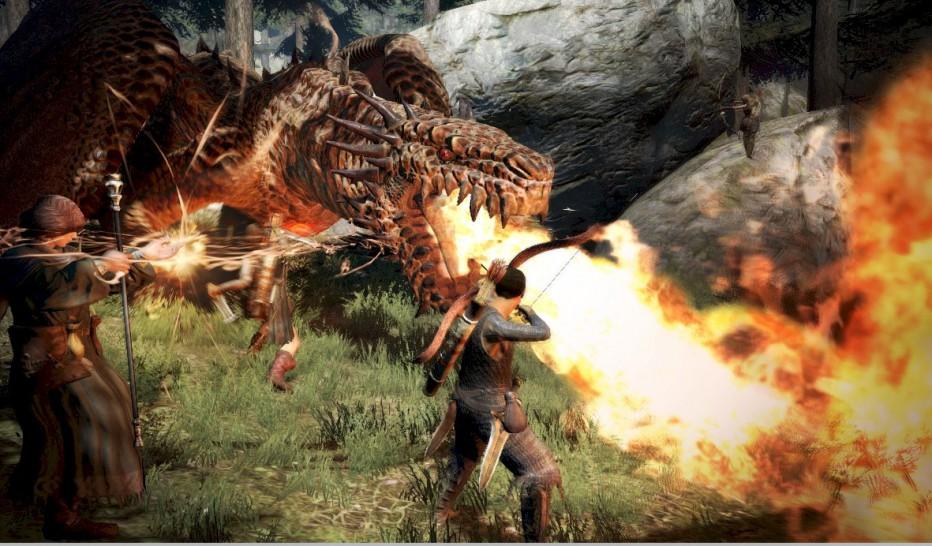 Dragon's Dogma Online se muestra en detalle