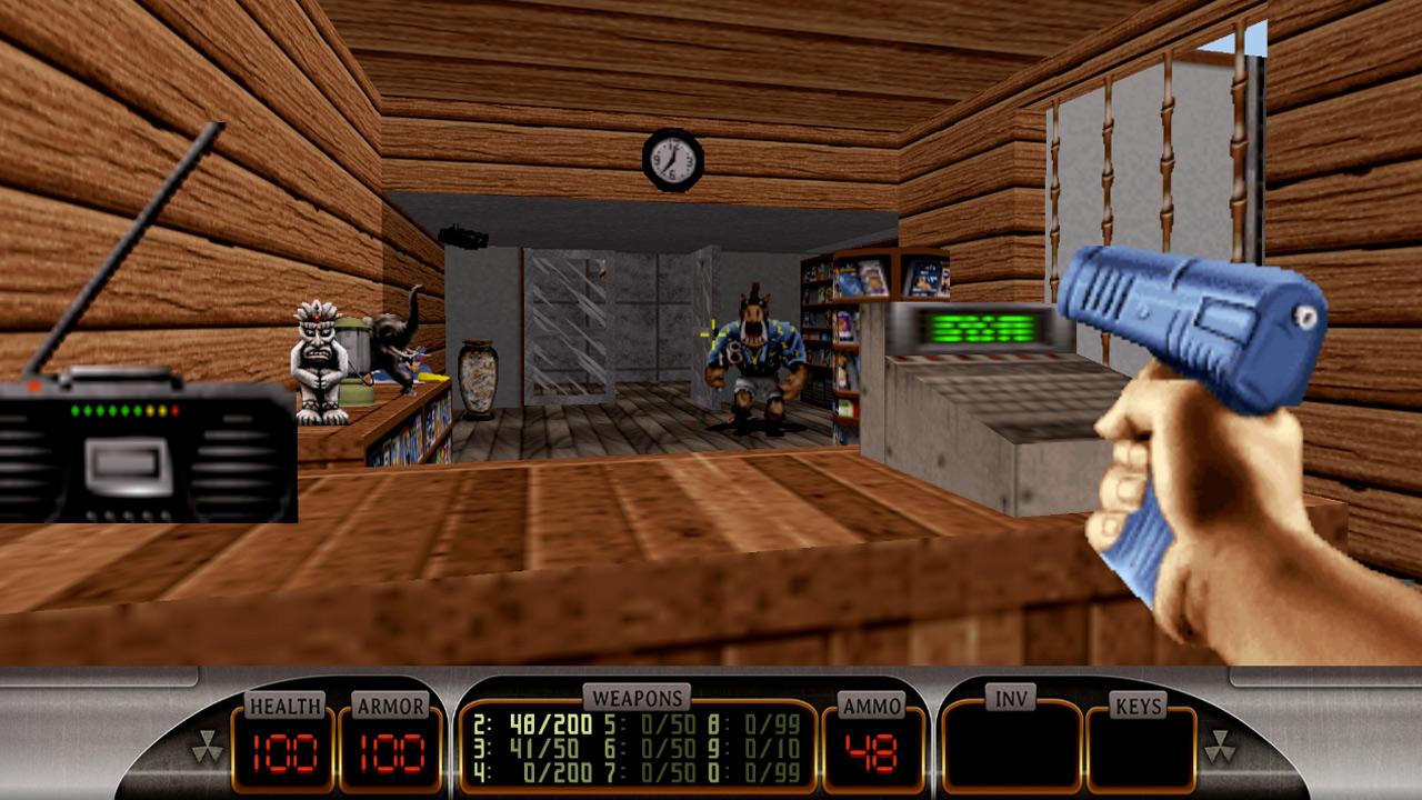 Duke Nukem 3D Megaton Edition foto12