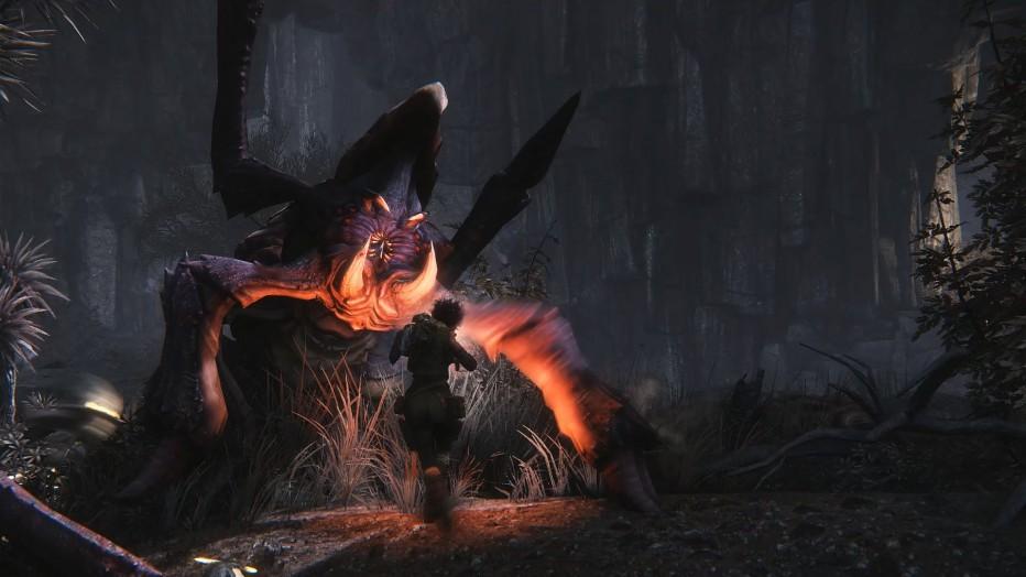 Gameplay extendido de Evolve a 60 frames