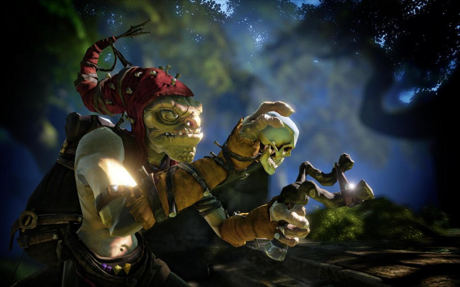 ¡Nuevo video de Fable Legends! #XBOXOne