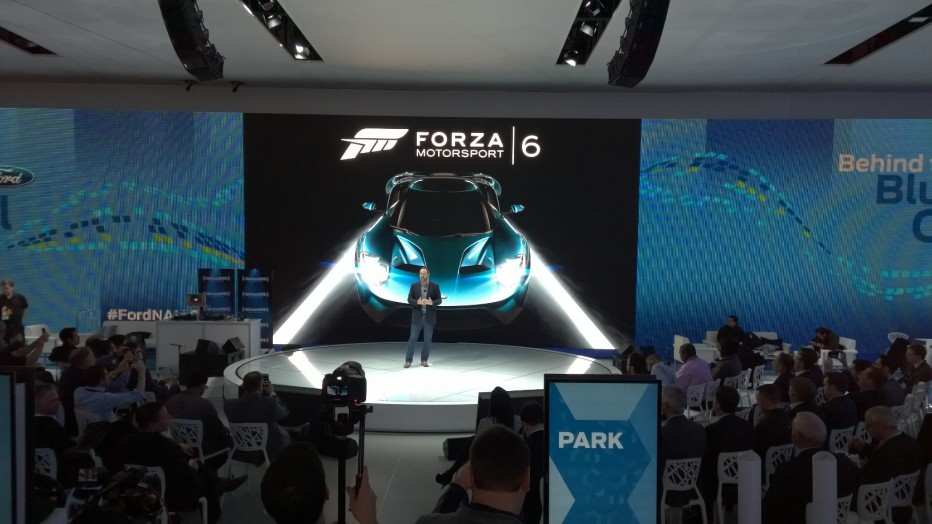¡Primer video de Forza Motorsport 6!
