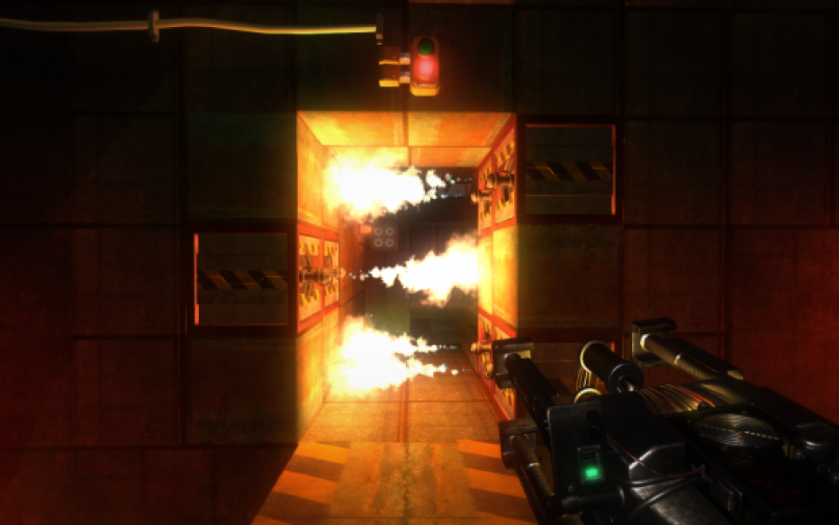 Conocé Magnetic: Cage Closed un FPS de puzzles