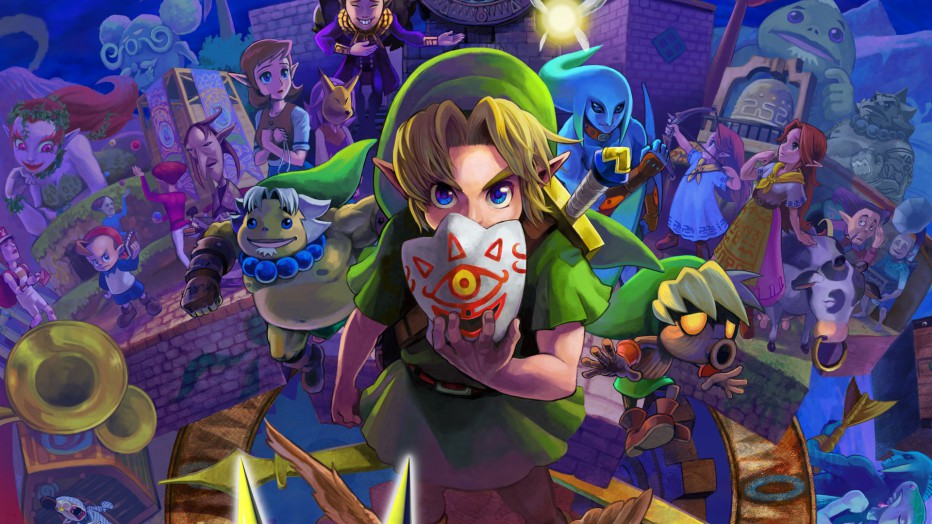 Todo sobre The Legend of Zelda: Majora's Mask 3D