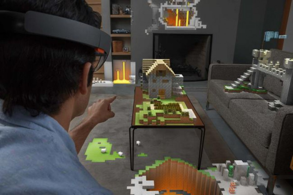 HoloLens y una demo imperdible