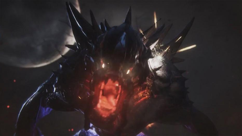 Goliat Meteoro llega a Evolve