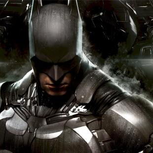 Más sobre el combate en Batman: Arkham Knight