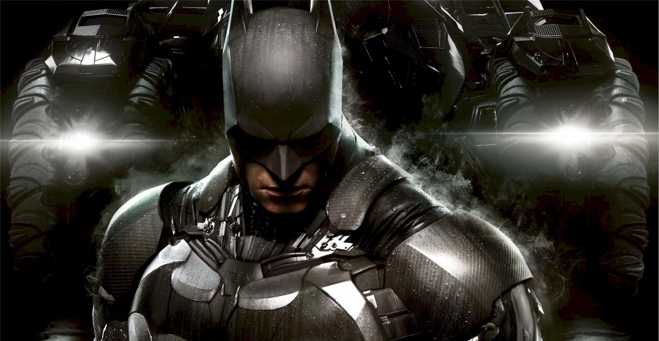 El secreto del trailer de Batman: Arkham Knight