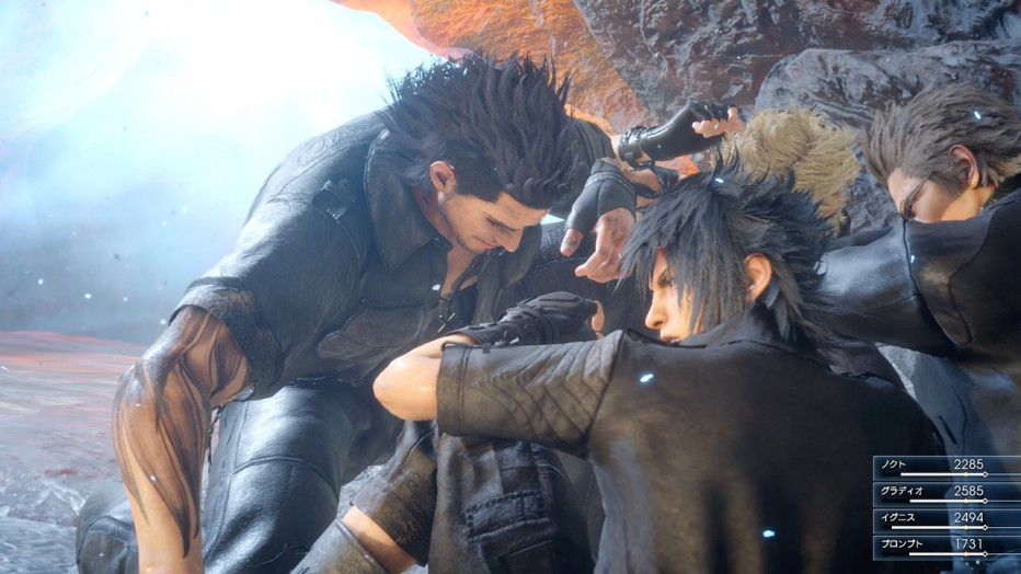 Imperdible video de Final Fantasy XV (Episodio Duscae)