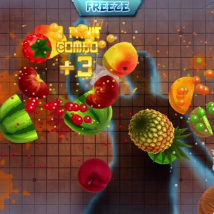 Anuncian Fruit Ninja Kinect 2