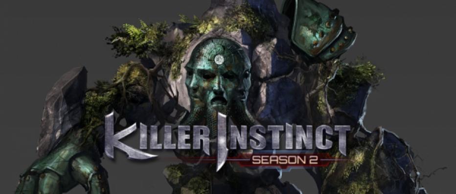 Aganos en Killer Instinct – 2da temporada