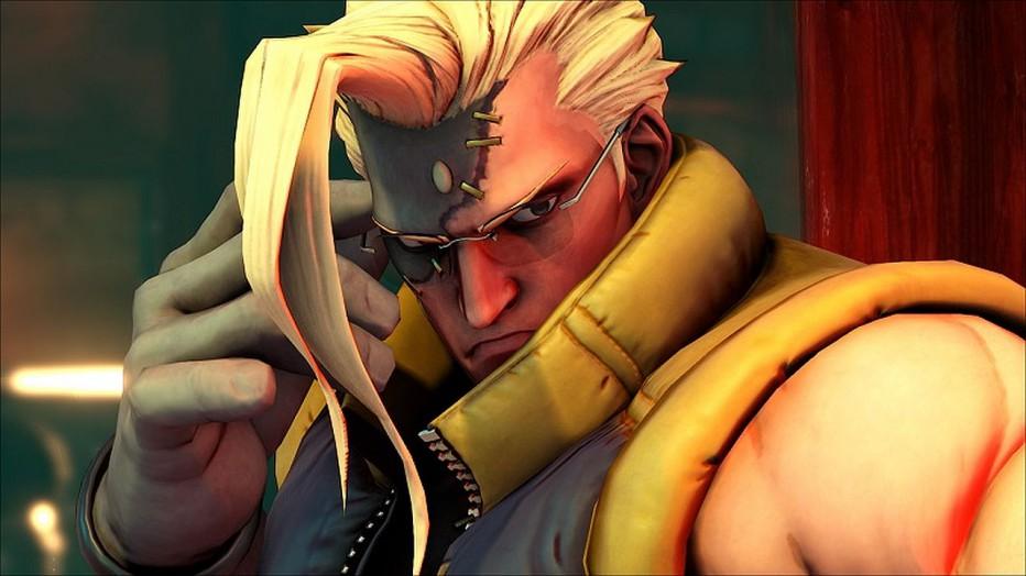 Así pelea Nash en Street Fighter 5