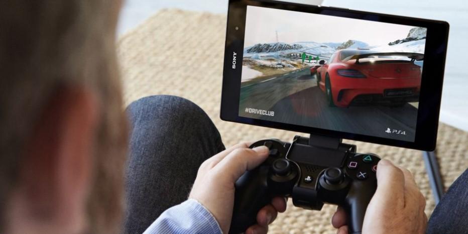 Así es el remote play entre PS4 y Xperia Z3