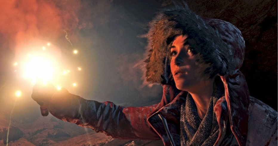 Espectaculares imágenes de Rise of the Tomb Raider