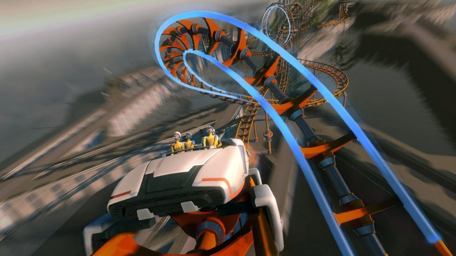 Así es ScreamRide para XBOX 360 y XBOX One