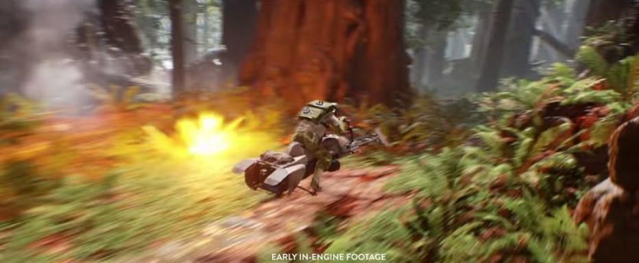 ¡Espectaculares fotos de Star Wars: Battlefront!