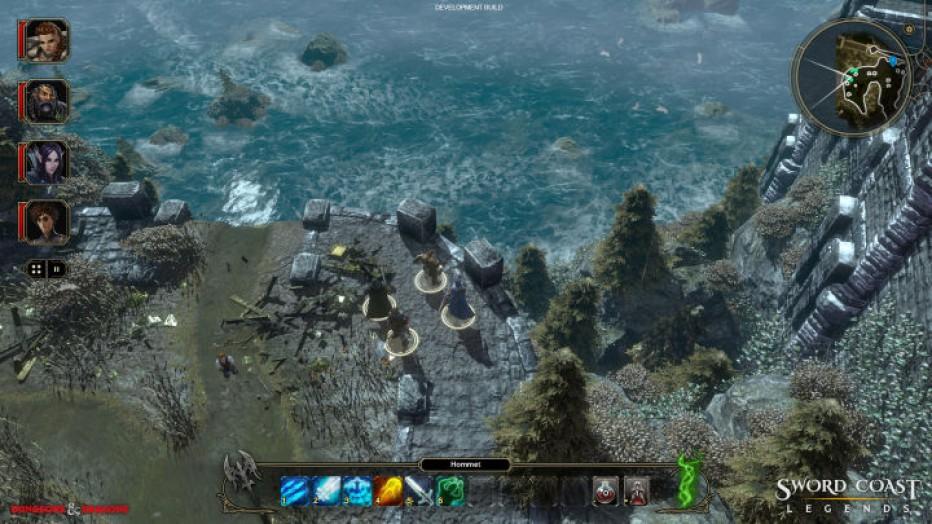 Anuncian Sword Coast Legends