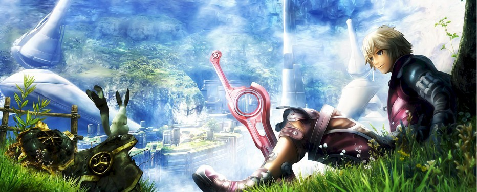 Xenoblade Chronicles X se presenta en la E3