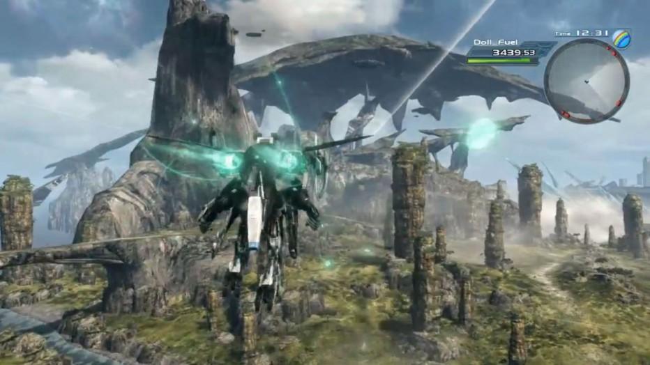 ¡Nuevo contacto con Xenoblade Chronicles X! #WiiU