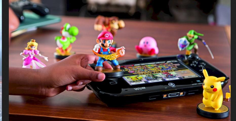 Nintendo presenta los dioramas para los amiibo #Japón