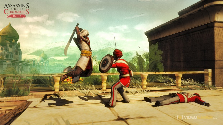 Nuevos videos sobre Assassin's Creed Chronicles China