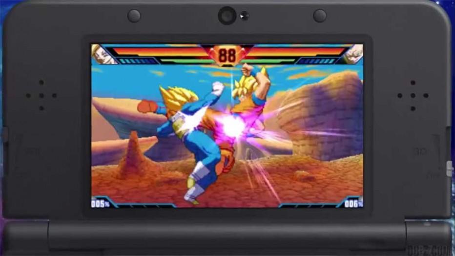 Goku en Dragon Ball Z: Extreme Butoden