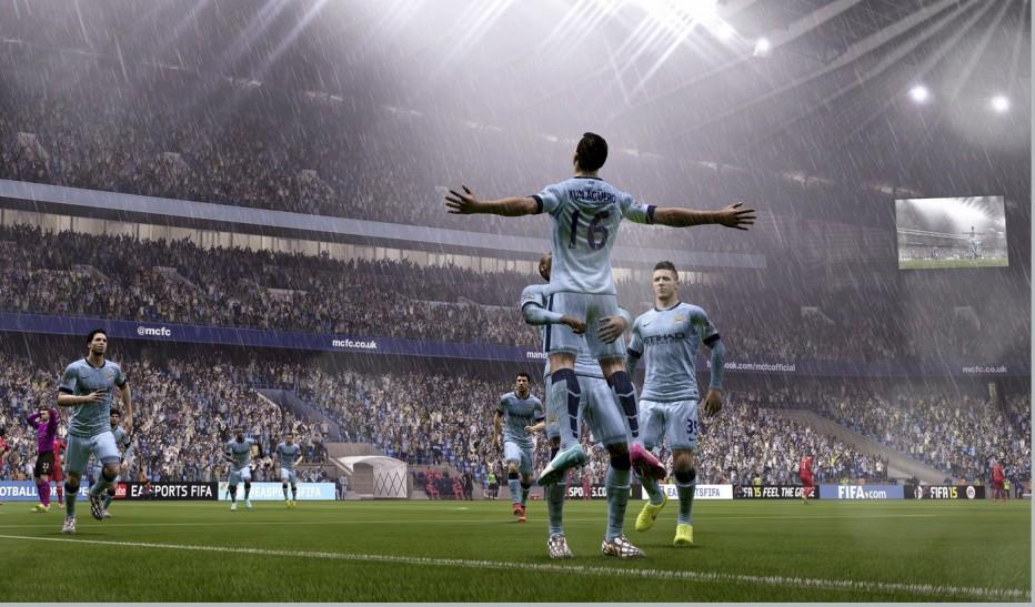 FIFA 15 y los golazos de la semana
