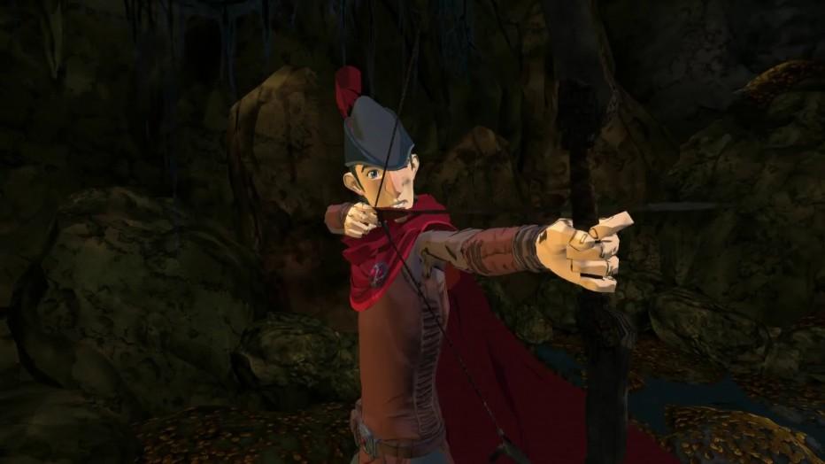 Fecha del reboot de King's Quest