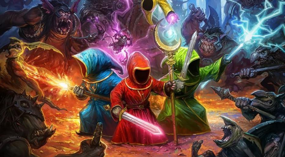 Magicka 2 llega en mayo a PS4 y PC