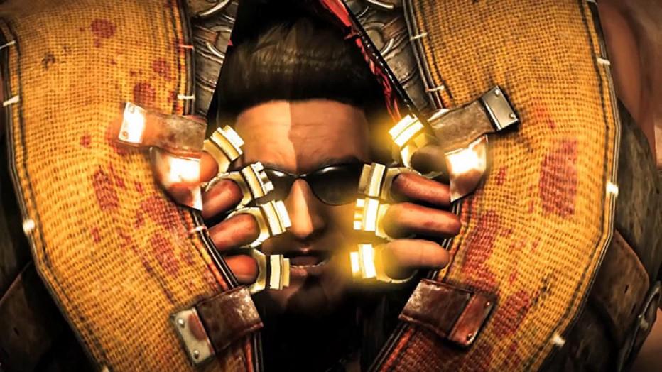 Johnny Cage se presenta en Mortal Kombat X