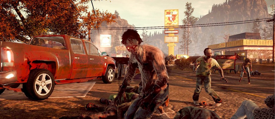 10 minutos de State of Decay: Year One Survival Edition