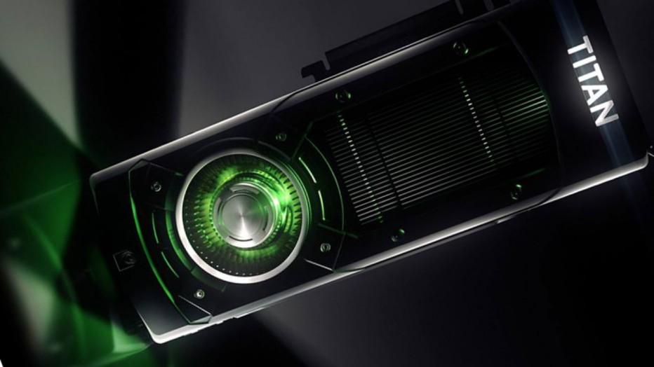 Nvidia presenta Titan X