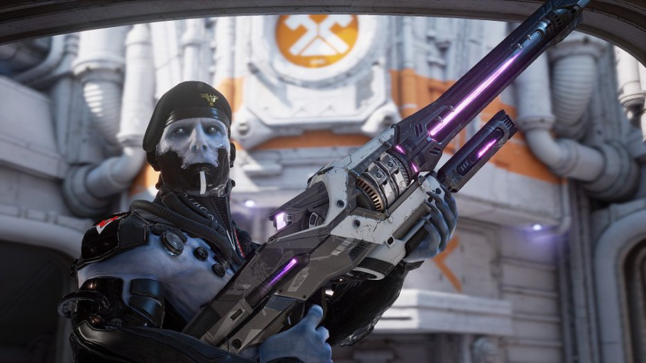 Video Gameplay de Unreal Tournament 4