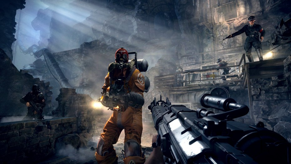 ¡Video de Wolfenstein: The Old Blood!