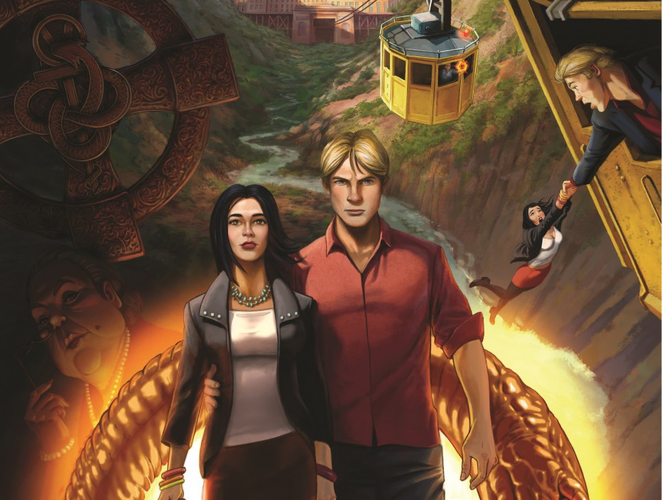 Broken Sword 5 llegará a PS4