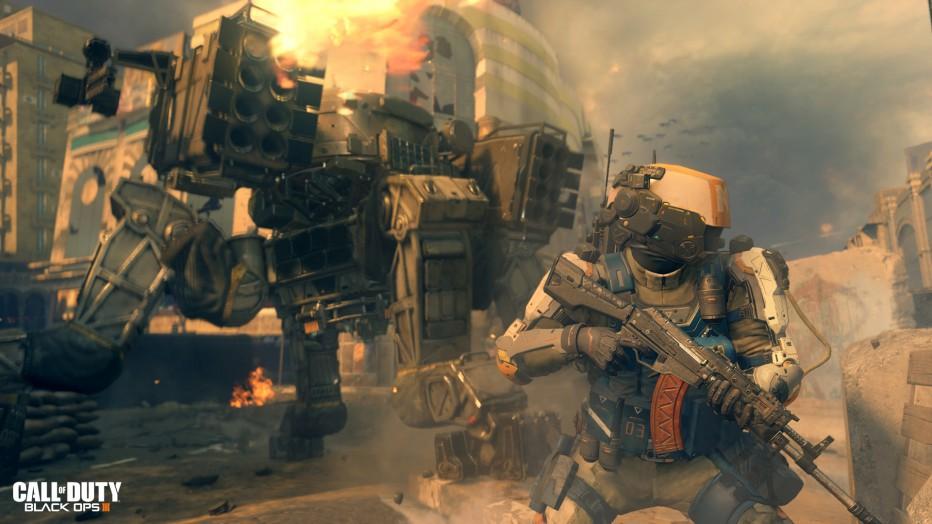 Imagenes de Call of Duty: Black Ops 3