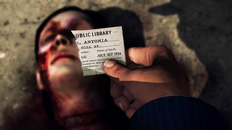 Los crimenes de L.A. Noire fueron realidad