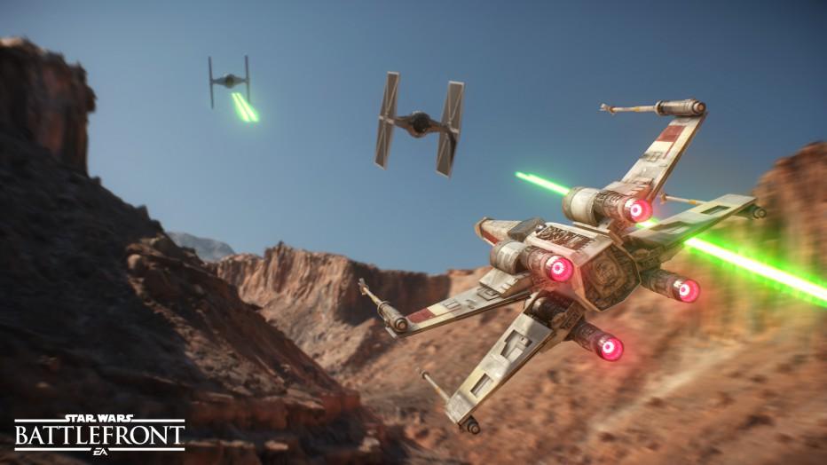 Conocé el Fighter Squadron de Star Wars: Battlefront