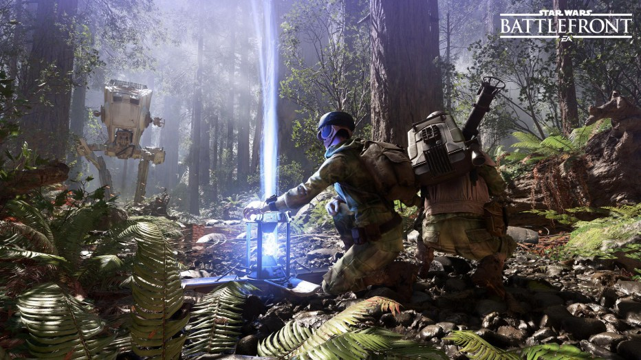 ¡Imperdible trailer de Star Wars Battlefront!