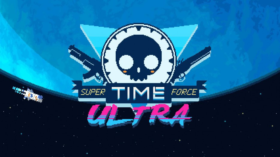 Conocé Super Time Force Ultra para PSVita y PS4