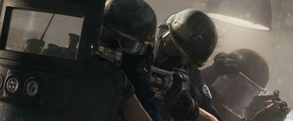 Rainbow Six Siege se acerca a PS4 y XBOX One