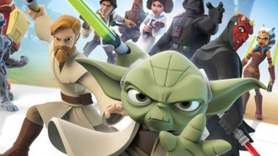 Star Wars llega a Disney Infinity
