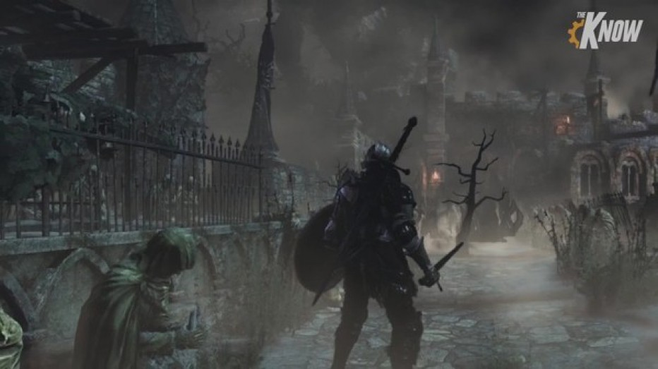 ¡Espectacular video de Dark Souls 3!